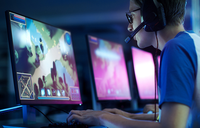 Esports Tournaments and Esports Games