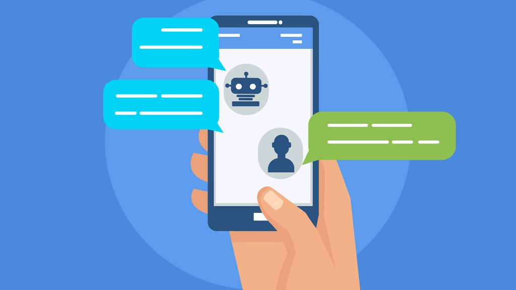Chatbots - mobile app trends 2021