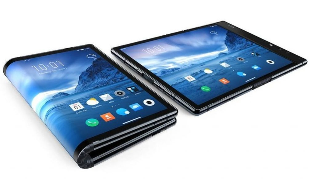 Mobile development trends for Foldable Devices