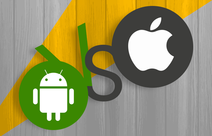 What are the factors that make Android vs. iOS User Behavior different?
