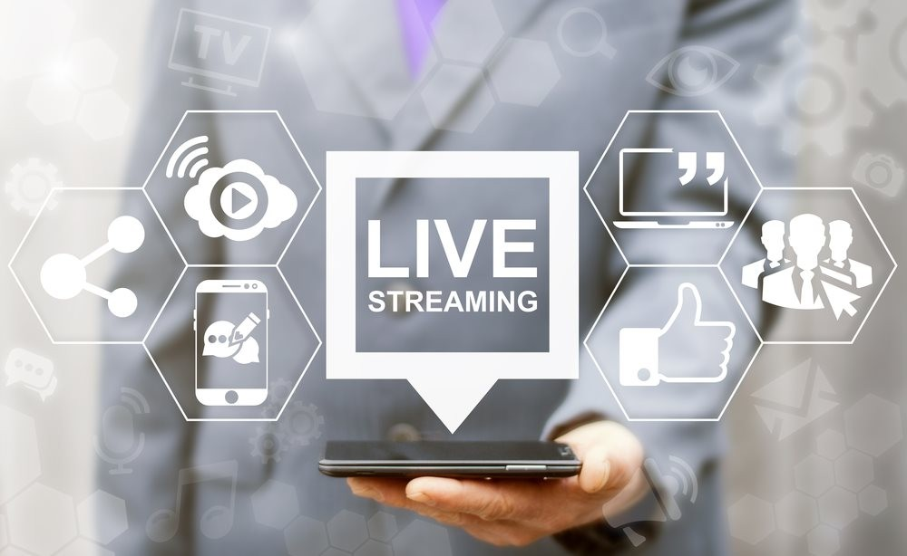 Role of Live Streaming