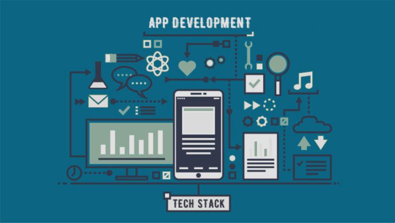 Tech stack for app development